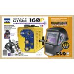 Сварочный инвертор GYS Gysmi 160 P + Маска LCD Techno 9/13 (Франция)